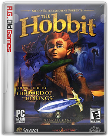 The Hobbit [v.1.2] (2003) PC | RePack от R.G.OldGames