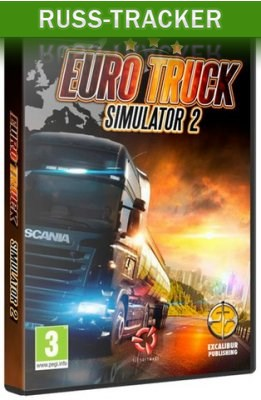 Euro Truck Simulator 2: Gold Bundle [v 1.9.22s + 3 DLC] (2013) PC | RePack
