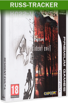 Resident Evil 4 Ultimate HD Edition [v 1.0.6] (2014) PC | RePack