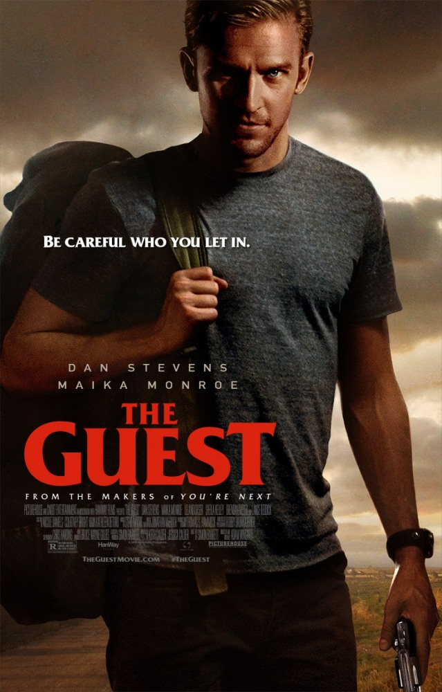 Гость / The Guest (2014) WEB-DLRip 1080p | L2